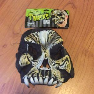 Halloween costume skull death mask morbid mutant